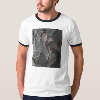 樹皮のマクロ写真撮影 Tシャツ