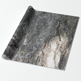 樹皮の包装紙 ラッピングペーパー