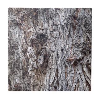 樹皮 タイル