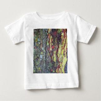 樹皮 ベビーTシャツ