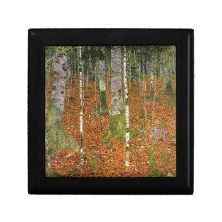 樺の木が付いている農家 ギフトボックス