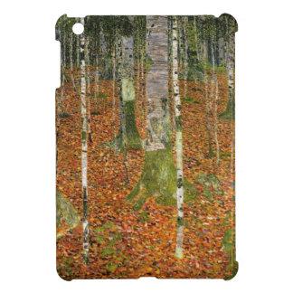 樺の木が付いている農家 iPad MINI カバー