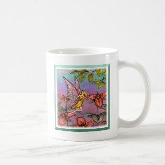 樺の木の妖精 コーヒーマグカップ