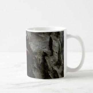 樺の木の菌類 コーヒーマグカップ