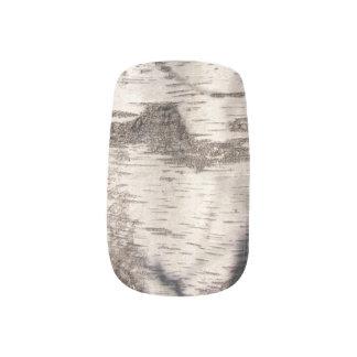 樺の木吠え声の~のネイル ネイルアート