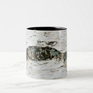 樺の木木コーヒー・マグ ツートーンマグカップ