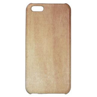 樺の木木プリント iPhone5Cケース