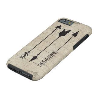 樺の木木iPhone6ケースの3つの矢 ケース
