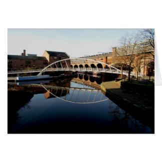 橋および運河 カード