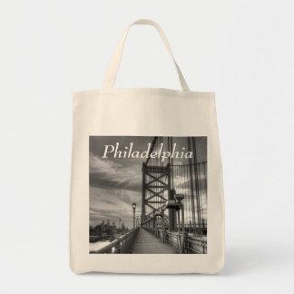 橋からのPhilly トートバッグ