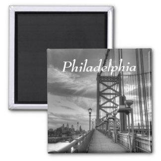 橋からのPhilly マグネット