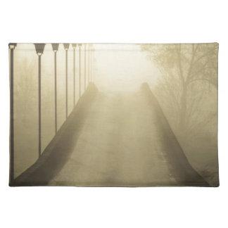 橋に… ランチョンマット