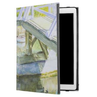 """橋の下のアヒル iPad PRO 12.9"""" ケース"""