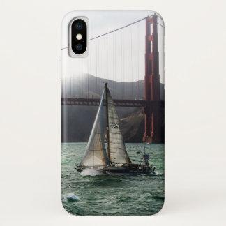 橋の下 iPhone X ケース