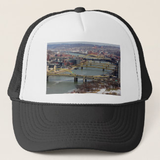 橋の都市 キャップ