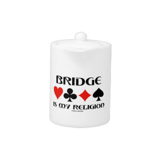 橋はです私の宗教(4つのカードのスーツ)