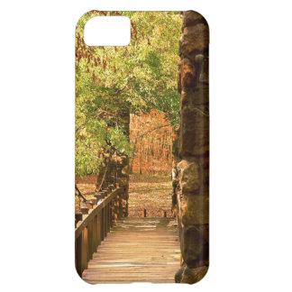 橋を渡って iPhone5Cケース