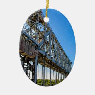 橋デザイン セラミックオーナメント