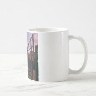 橋余りにずっとか。 コーヒーマグカップ