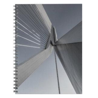 橋建築 ノートブック