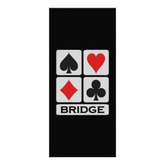 橋棚カード ラックカード