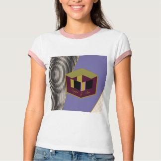 橋混合物の信号器のTシャツ Tシャツ