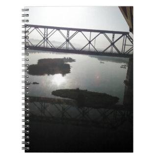 橋 ノートブック