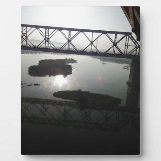 橋 フォトプラーク