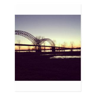 橋 ポストカード