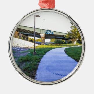 橋 メタルオーナメント
