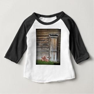 機会のドア ベビーTシャツ