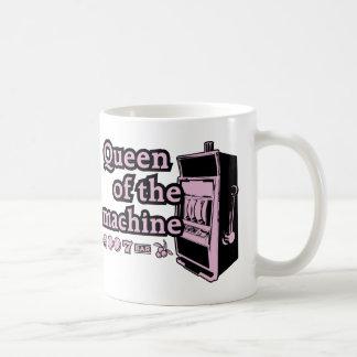 機械の女王 コーヒーマグカップ