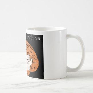 機械の幽霊 コーヒーマグカップ
