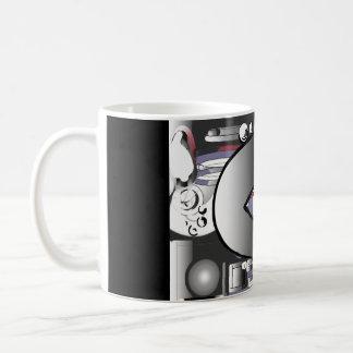 機械ギア コーヒーマグカップ
