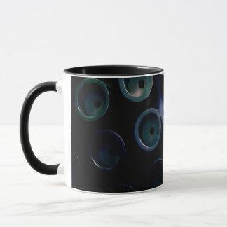 機械トンボの目 マグカップ
