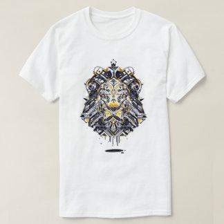 機械ライオン Tシャツ
