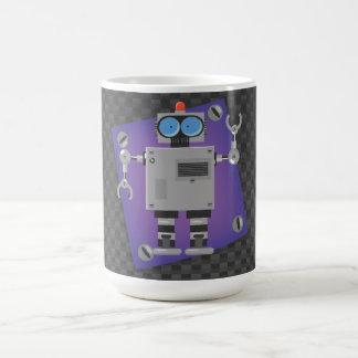 機械ロボット漫画 コーヒーマグカップ