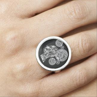 機械人 指輪