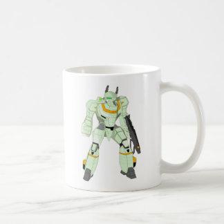 機械式の戦士Godzenant コーヒーマグカップ