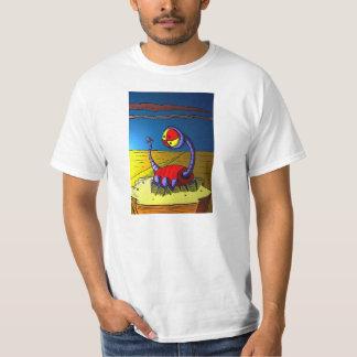 機械式の虫 Tシャツ