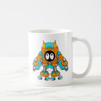 機械戦闘機Gespzam コーヒーマグカップ
