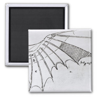 機械翼の詳細 マグネット
