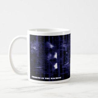 機械 の幽霊 コーヒーマグカップ
