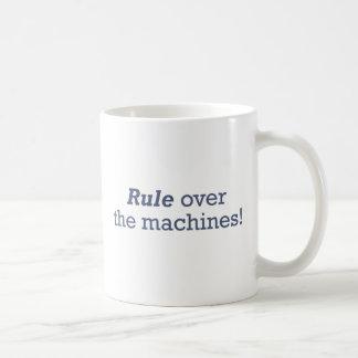 機械/規則 コーヒーマグカップ
