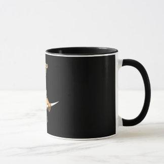 機械Bull マグカップ