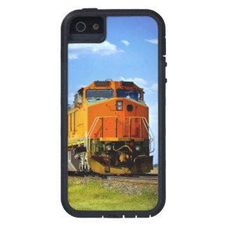 機関車 iPhone SE/5/5s ケース