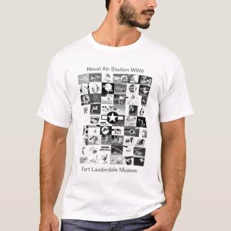 機首の芸術 Tシャツ