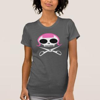 櫛及びはさみ Tシャツ