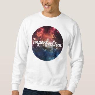 欠陥の服装の銀河系のオーラの汗 スウェットシャツ