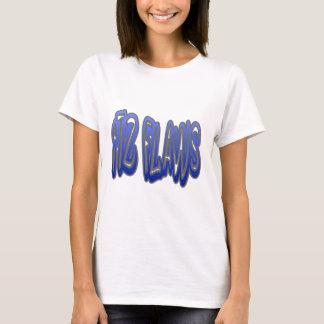 欠陥ライン Tシャツ